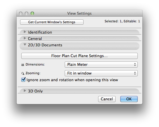 """How to: Display dimensions in """"mm"""" & areas in """"m2"""" 