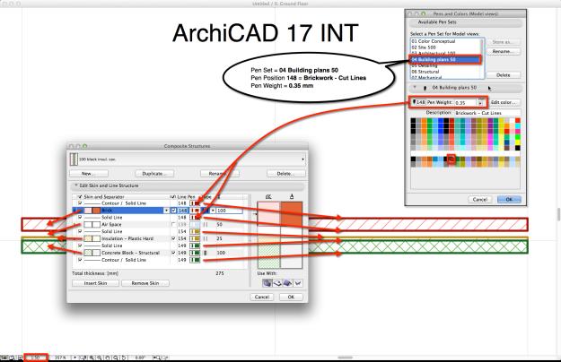 ArchiCAD 17 - 04 Building plans 50